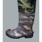 Waterproof Thigh Waders Nylon Camouflage Wrn02cam