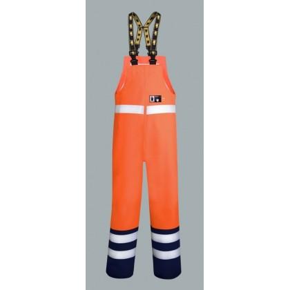 Waterproof Antistatic Flame Retardant Bib pants