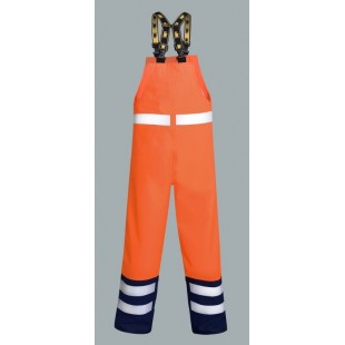 Waterproof Antistatic Flame Retardant Bib pants