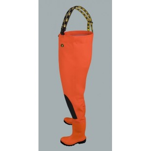 Çizme peshkatarësh të papershkueshme nga uji fluo MAX S5