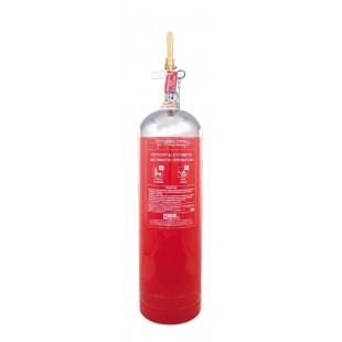 Fire Extinguisher 10 l F Class Local Appl. St.Steel