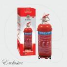 Fire Extinguisher 2 kg Dry Powder ABC 40% - Exclusive