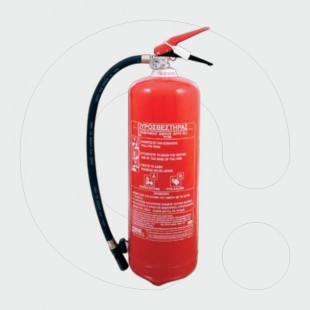 Fire Extinguisher, 6 l Foam