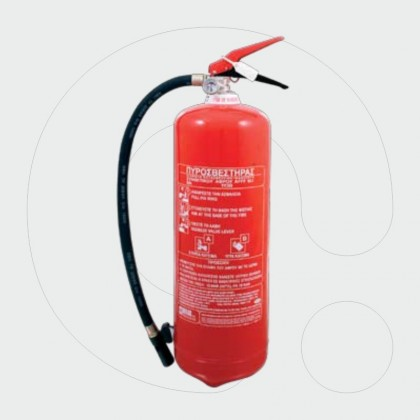 Fire Extinguisher, 9 l Foam
