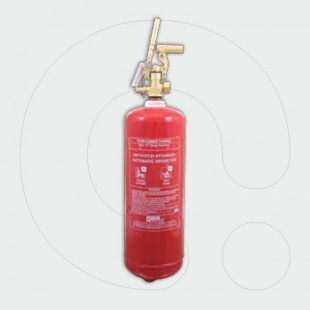 Fire Extinguisher 9l F Class Local Appl. Fuse Conn.