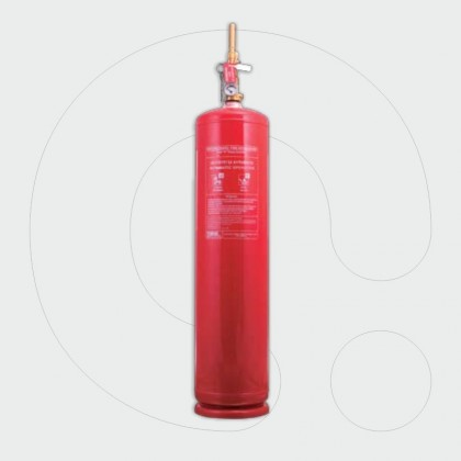 Fire Extinguisher 11-16 l F Class Local. Appl.