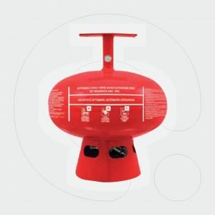 Aparat për shuarje automatike të zjarrit, 3 kg pluhur ABC 40%