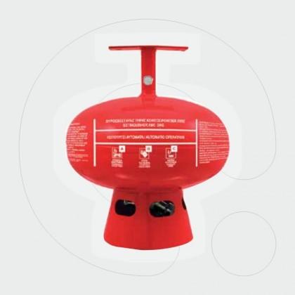 Automatic Fire Extinguisher 3 kg Dry Powder ABC 40%