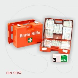 Kuti e ndihmës së parë DIN 13157