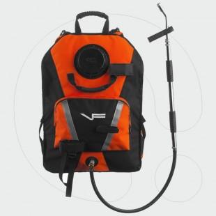Shpinore ergonomike për zjarre pyjore / fushore