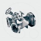 Distributors with valves