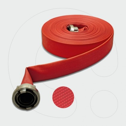 Fire-Fighting hose Synthetic SPECIAL 500 coated