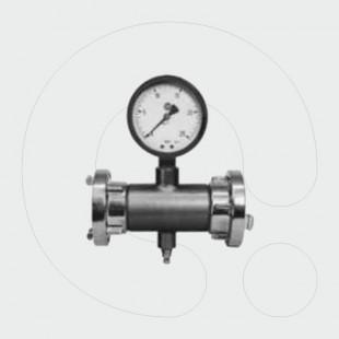 Matës i presionit të ujit