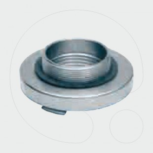 Solid couplings with external thread