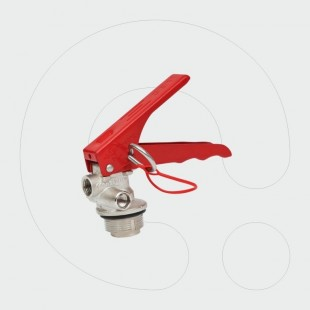 Dry Powder/ Foam Valve 3kg / 3 l