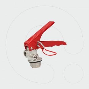 Dry Powder/ Foam Valve 3kg / 3 l