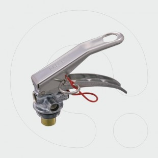 Stainless Steel Valve for F/E with Dry Powder/Foam Valve 30x1,5mm