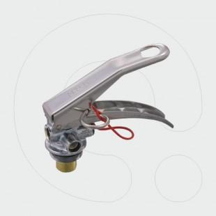 Valvulë inoxi, për aparate për shuarjen e zjarrit me pluhur/shkumë 30x1,5mm