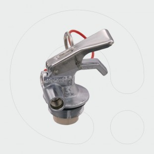 Stainless Steel Dry Powder / Foam Valve 30x1,5mm