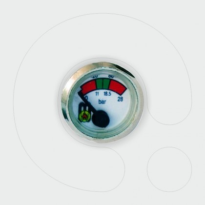 Manometer Φ23