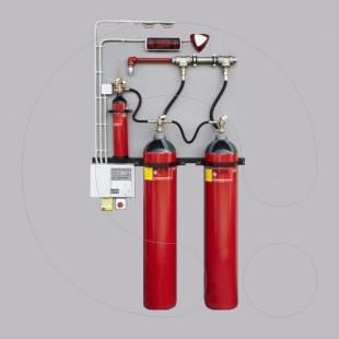 Sistemi stabil për shuarjen e zjarrit IG 541