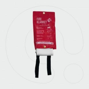 Kuvertë termike me dim. 90 x 90 cm, në paketim të butë PVC