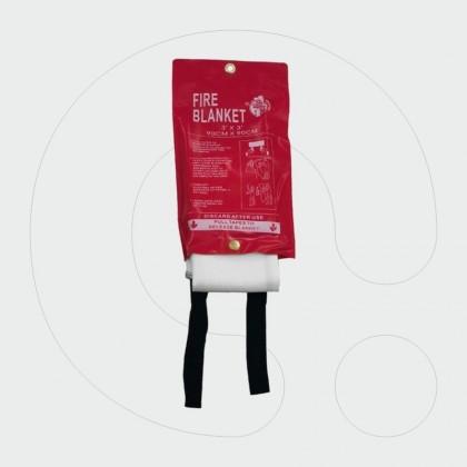 Kuvertë termike me dim. 0,90 x 0,90 m, në paketim të butë PVC