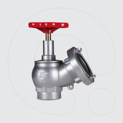 Aluminum landing valve