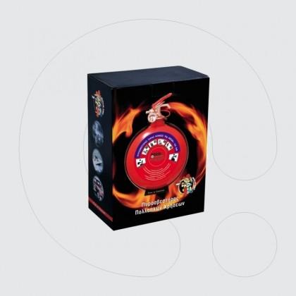Fire Extinguisher 1 kg Dry Powder Flask Type