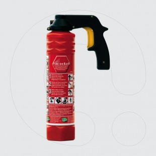 Fire Extinguisher, FIREX
