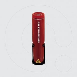 Fire Extinguisher AEROSOL