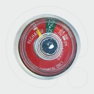 Gauge with filter, Φ27