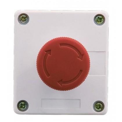 Fire supression cancel button