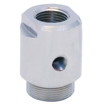Single outlet nipple 1'' BSP