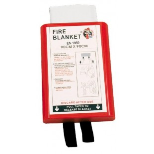 Fire Resistant Blanket 1,5 x 1,5m