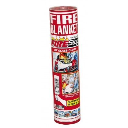 Fire Resistant Blanket 1,80 x 1,80m