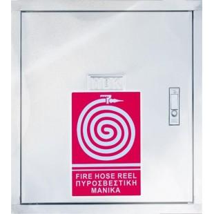 Kuader hidranti nga qeliku, me çikrik, INOX 304