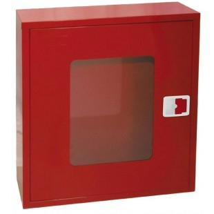 Fire Hose Reel Cabinet with transparent plexiglass window