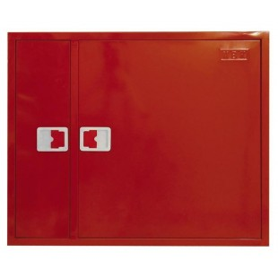 Fire Hose Reel Cabinet Double compartment