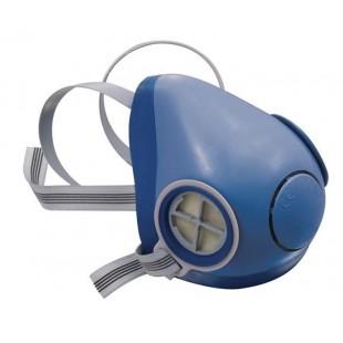 Gjysmë maskë me dy filtra, nga silikoni