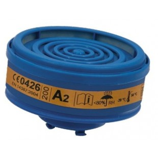 Filter Suitable for Organic Gases and Vapors