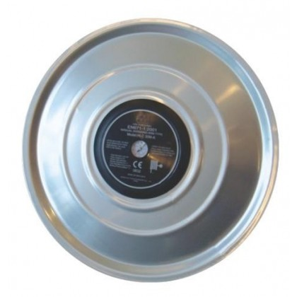 """Wall Mounted Stainless Steel Automatic Swinging Hose Reel 3/4"""""""