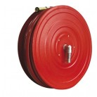 Wall Mounted Automatic Swinging Hose Reel with Fire Hose 3/4''