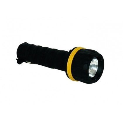 Flashlight without batteries