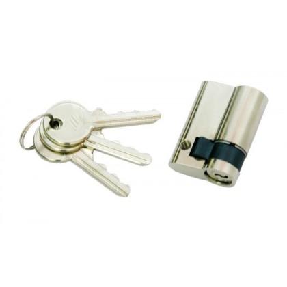 Cylinder with Three Keys
