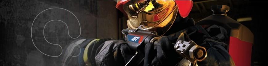 Teknologji e avancuar për shuarjen e zjarrit