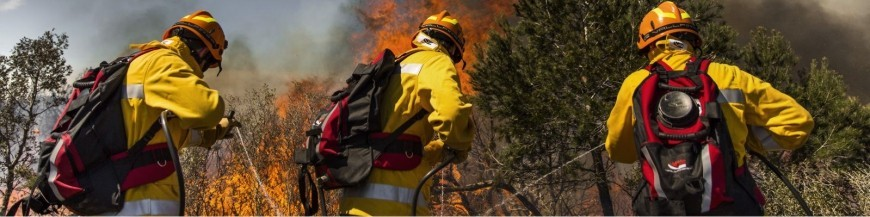 Pajisje për shuarjen e zjarreve pyjore