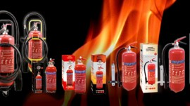 Selection of Fire Extinguisher