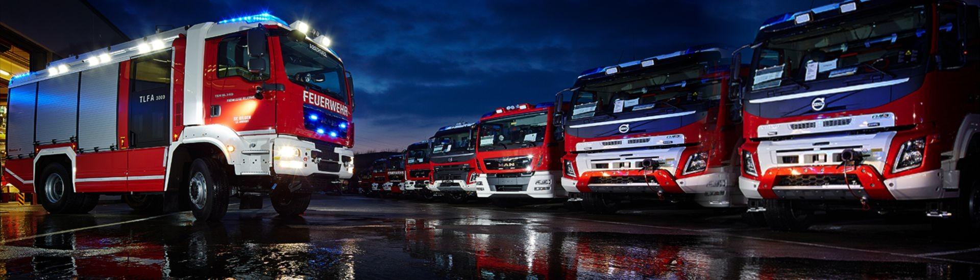 Pajisje profesionale për zjarrfikës